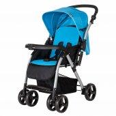 Crystal Baby 298 Marıa Çift Yönlü Alüminyum Bebek Arabası