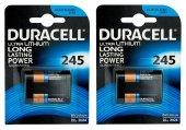 Duracell Ultra Lityum 245 6v Pil 2 Paket (2 Adet)