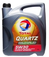 Total Quartz 9000 Future Nfc 5w30 4 Lt.