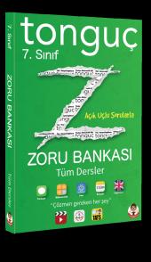 7. Sınıf Tüm Dersler Zoru Bankası Tonguç Akademi