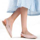Mpp Yeni Sezon Özel Seri Kadın Babet Sandalet