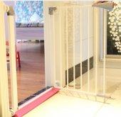 Agubugu Baby Sıkıştırmalı Otomatik Kapanır Çocuk Güvenlik Kapısı