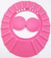 Agubugu Baby Bebek Çocuk Banyo Şapkası Pembe