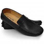 Kny Rok Fitilli Comford Hakiki Deri Esnek Günlük Erkek Ayakkabı