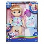 Hasbro Baby Alive Işıltılı Bebeğim C2700