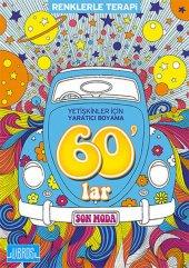 Yetişkinler İçin Yaratıcı Boyama 60lar Libros Yayınları