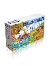 çocuklara Öyküler Dizisi (10 Kitap + Test İlaveli) Özyürek Yayınları