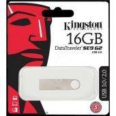 Kingston 16gb Usb3.0 Memory Metal Dtse9g2 16gb