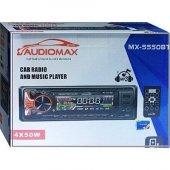 Audiomax Mx 5550 Luetooth 2 Usb Girişli Kartlı Pıoneer Kumandalı