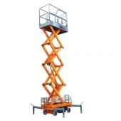 Biglift Rm Mksakl12 Makaslı Akülü Personel Platformu