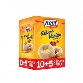 Kent Boringer Şekerli Vanilin 15&#039 Li Ekonomik Paket