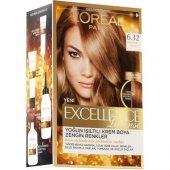 Loreal Excellence İntense Kit Saç Boyası 6.32 Karamel Kahve