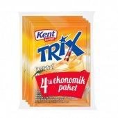 Kent Boringer Trix Portakal 4 Lü Ekonomik Paket