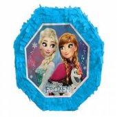 Frozen Lisanslı Pinyata Parti Hediyelik