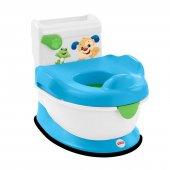 Fisher Price Köpekçiğin Eğitici Tuvaleti (Türkçe) Lazımlık Frg85