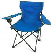 Katlanabilir Piknik Plaj Kamp Balıkçı Sandalyesi (Kılıflı)