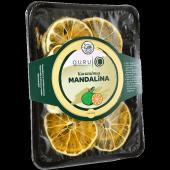 Kurutulmuş Mandalina Atıştırmalık Kuru Meyve