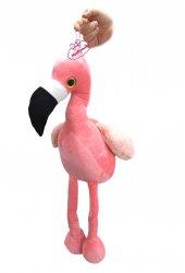 Oyuncak Peluş 40 Cm Pembe Flamingo Uyku Arkadaşım Büyük Boy