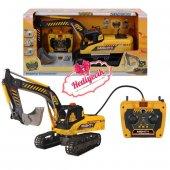 Oyuncak Dickie Toys Mighty Excavator Kumandalı Kepçe