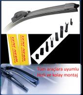 Toyota Auris (2007 2012) Inwells Muz Silecek Takımı