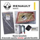 Orjinal Renault Mais Megane 3 1.5 Dci Filtre Bakım Seti