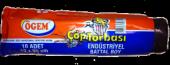 Endüstriyel Battal Çöp Torbası Çöp Poşeti 72*95 Cm 5 Pk 50 Adet