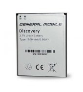 General Mobile Discovery Batarya E3 Pil