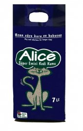 Alice Süper Emici Kedi Kumu 7 Lt