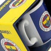 Mgm Fenerbahçe Desenli Seramik Kupa