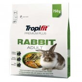 Tropifit Premium Plus Tavşan Yemi 750 Gr