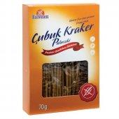 Balviten Düşük Proteinli Ve Glutensiz Tuzlu Çubuk Kraker 70 Gr