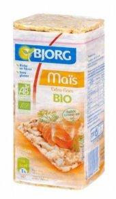 Bjorg Organik Glutensiz Mısır Patlağı Dilimleri 130 Gr