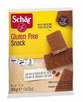 Schar Snack Çikolata Kaplı Fındıklı Gofret