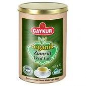 çaykur Organik Zümrüt Yeşil Çay 125 Gram