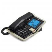 Ttec Tk6085 Masa Üstü Telefon Siyah Şampanya 2tk6085