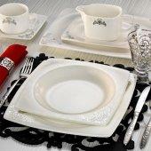 Kütahya Porselen Aliza 83 Parça Yemek Takımı Th 65110
