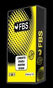 Fbs Makina Sıvası 25 Kg X 64 Adet
