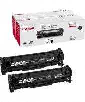 Canon Crg 718 Bk Vp 2li Toner 2662b005