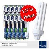 Müller Licht 13w 830 4 Pinli Enerji Tasarruflu Plc 10lu Paket