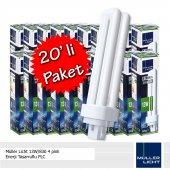 Müller Licht 13w 830 4 Pinli Enerji Tasarruflu Plc 20li Paket