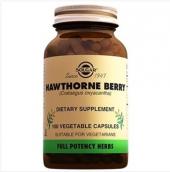 Solgar Hawthorne Berry 100 Vegetable Kapsul
