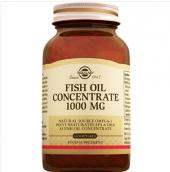 Solgar Fish Oil Concentrate 1000 Mg 60 Softgel