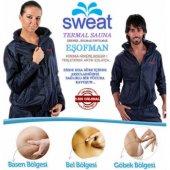 Sweat Sauna Eşofmanı Termal Terleme Eşofmanı
