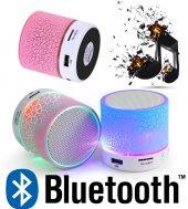 ışıklı Micro Sd Cart Girişli Bluetooth Hoparlör