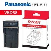 Panasonic Hc X1000 Aj Px270 Ag Ac8 Şarj Aleti Sanger