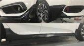Honda Civic 2016 2019 Fc5 Body Kıt Asıan Boyasız 6 Parça