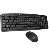 Flaxes Flx 275q Q Usb Multimedia Kablolu Klavye Mouse Seti