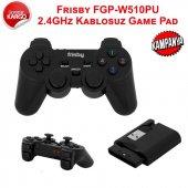 Frisby Fgp W510pu 2.4ghz Kablosuz Game Pad