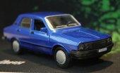 Toros Orjinal Eski Kasa Renault R 12 Toros Mavi Metal Araba