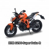 1 10 Ktm 1290 Super Duke R Model Motorsiklet